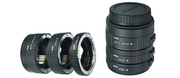 jual Kernel AF Macro Extension Tube for Canon EOS