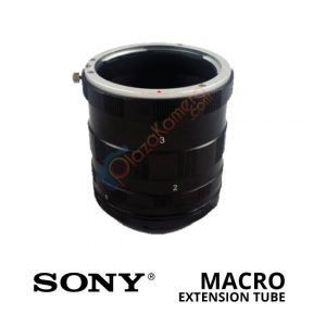 jual Macro Extension Tube for Sony