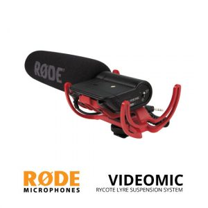 jual Rode VideoMic with Rycote Lyre Suspension System
