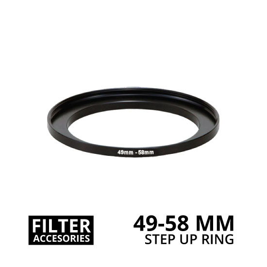 jual Step Up Ring 49-58mm
