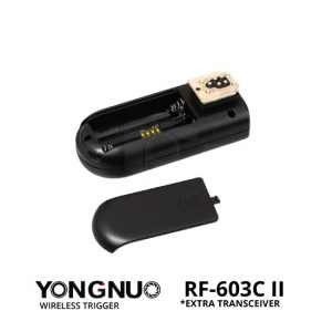 jual YongNuo RF-603C II Extra Transceiver Only
