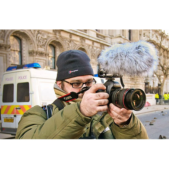Rode Deadcat Windshield for VideoMic Rycote, NTG-1 and NTG-2
