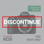 Canon EOS 70D Body Only built-in Wifi