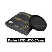 Filter Fader ND2-400 Zomei 67mm
