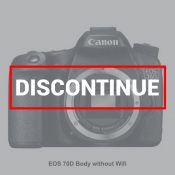 Canon EOS 70D Body Only without Wifi