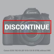 Canon EOS 70D Kit EF-S18-135 IS STM without Wifi