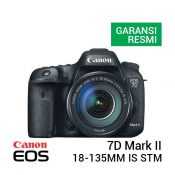 Canon EOS 7D Mark II EF-S18-135mm f3.5-5.6 IS STM