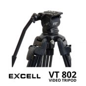 jual Excell VT 802 Video Tripod