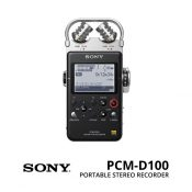 jual Sony PCM-D100 Portable Stereo Recorder