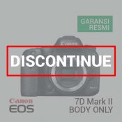 Canon EOS 7D Mark II Body Only