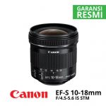 jual Canon EF-S 10-18mm f/4.5-5.6 IS STM