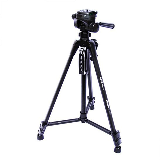 jual Excell Promoss Black Tripod