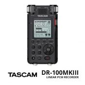 jual Tascam DR-100mkIII Linear PCM Recorder
