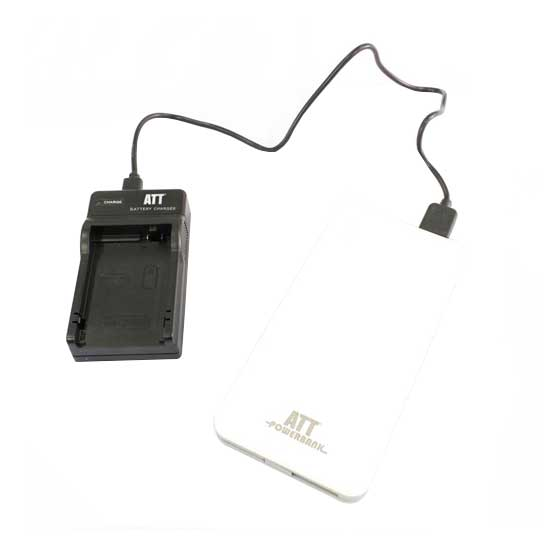 Jual ATT DC-SON-01 Charger Kit for Sony