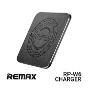 Jual Remax RP-W6 Charger Wireless Square - Grey Harga Murah
