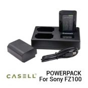 Jual Casell Powerpack for Sony FZ100